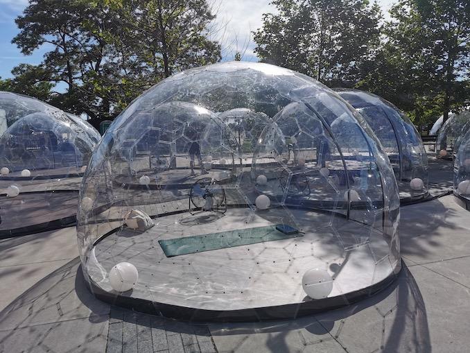 yoga domes 2