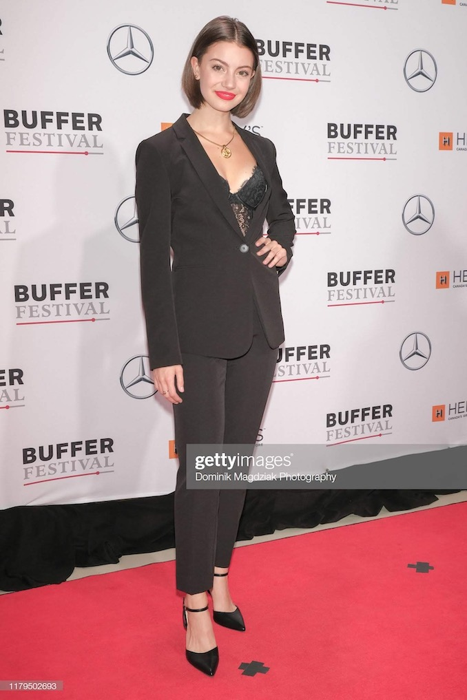 """""""Had the privilege of screening my short film Night Drive at Buffer Festival last year. What a night!"""""""