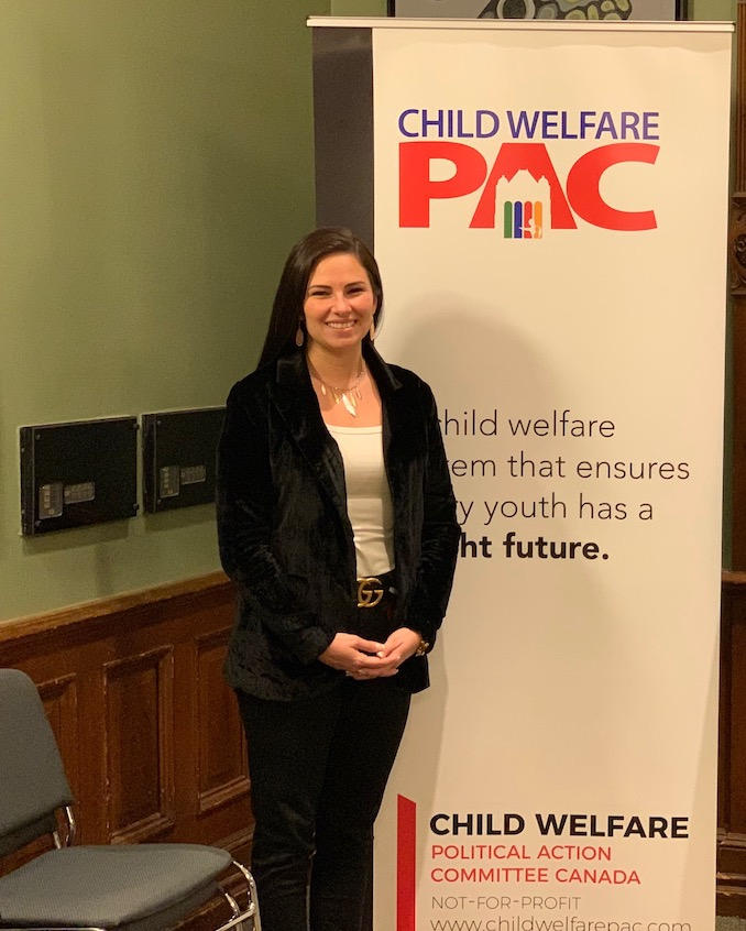 Lobby Day at Queens Park, For the Child Welfare PAC (2019)