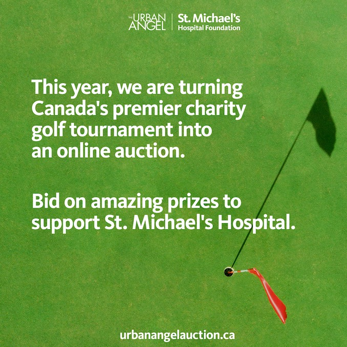 St. Michael's Hospital largest fundraiser moves online
