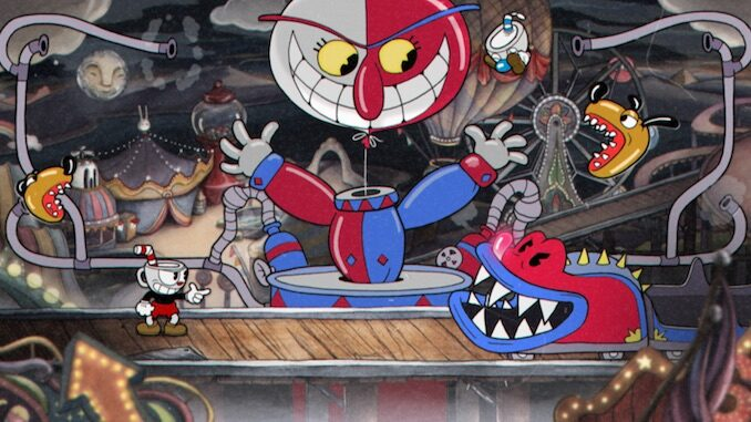 Cuphead (PS4) Review: The Line Is Drawn