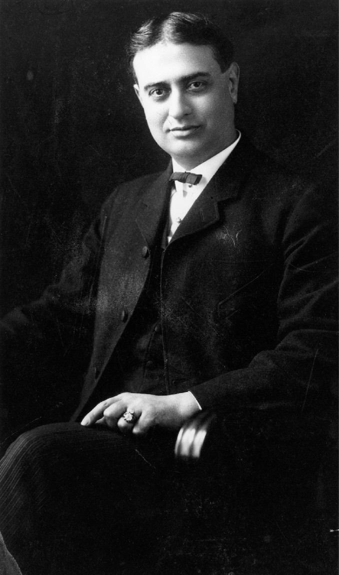 1919 - Alexander Pantages