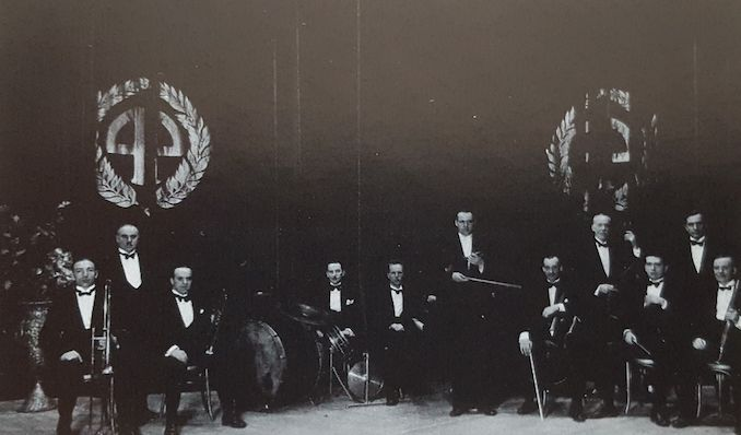 1920 - Pantages orchestra