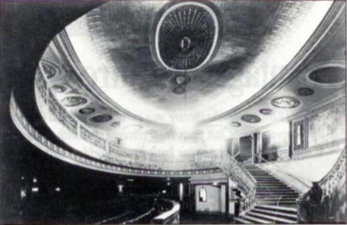 1920 - Pantages rear auditorium