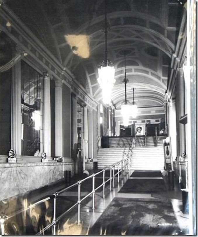 1930 - Imperial Young St. entrance