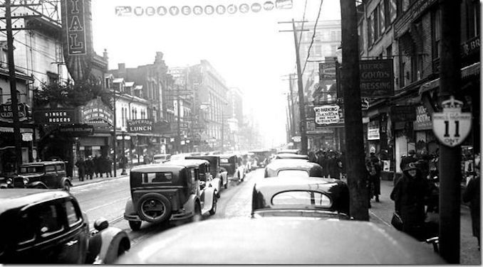 1935 - Imperial Yonge St. view