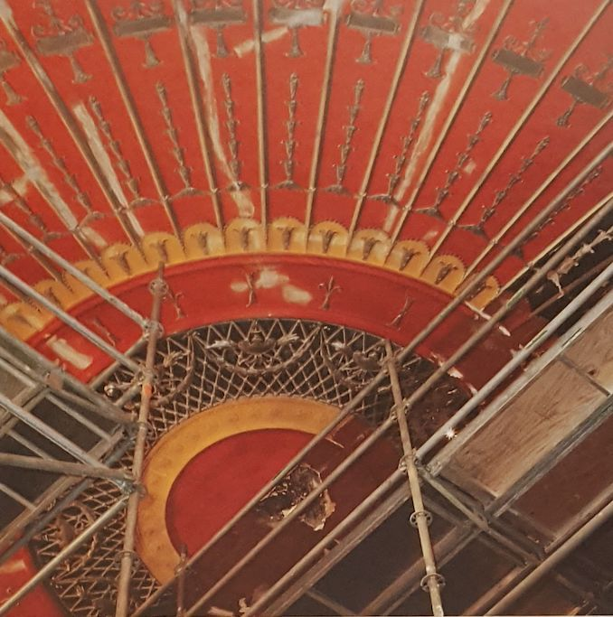1988 - Restoration dome