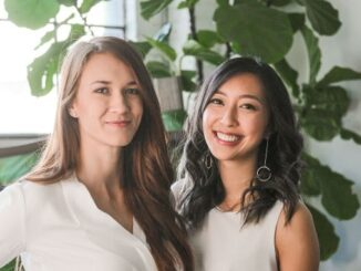 Laura Burget and Connie Lo, co-founders Three Ships