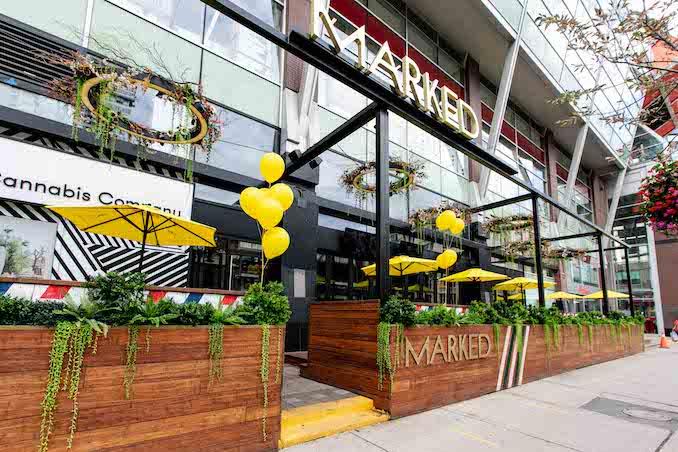 Marked Restaurant