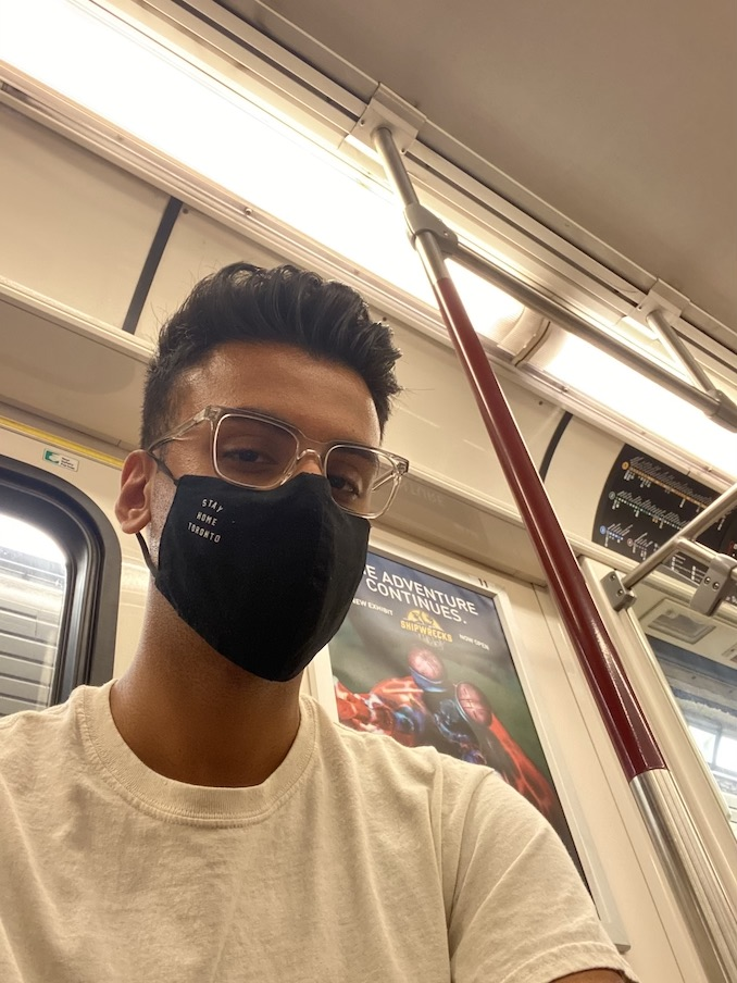 Ah the TTC. Unlike most other people, I love riding the TTC. There's something so chill about riding the subway or streetcar. It's a great place to think, relax, and a great way to see the city.