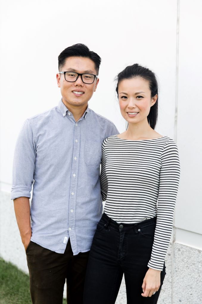 Simon & Christine, Founders of Beeja May