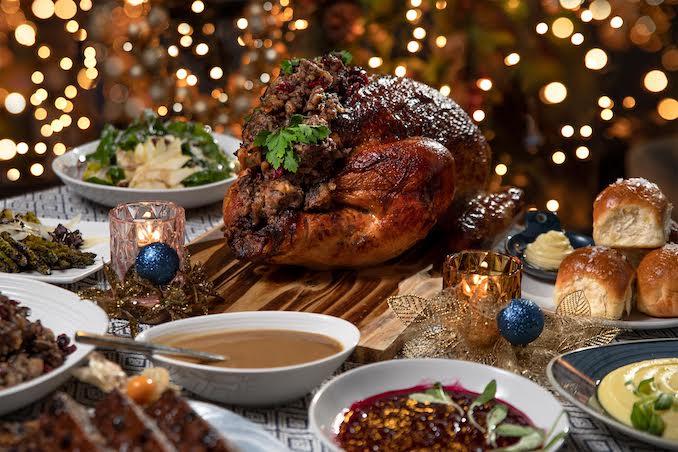 MIRA CHRISTMAS DINNER