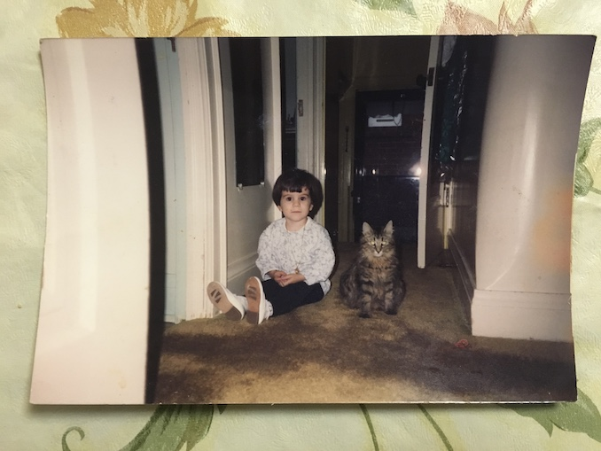 What can I say? I've always been a cat person.