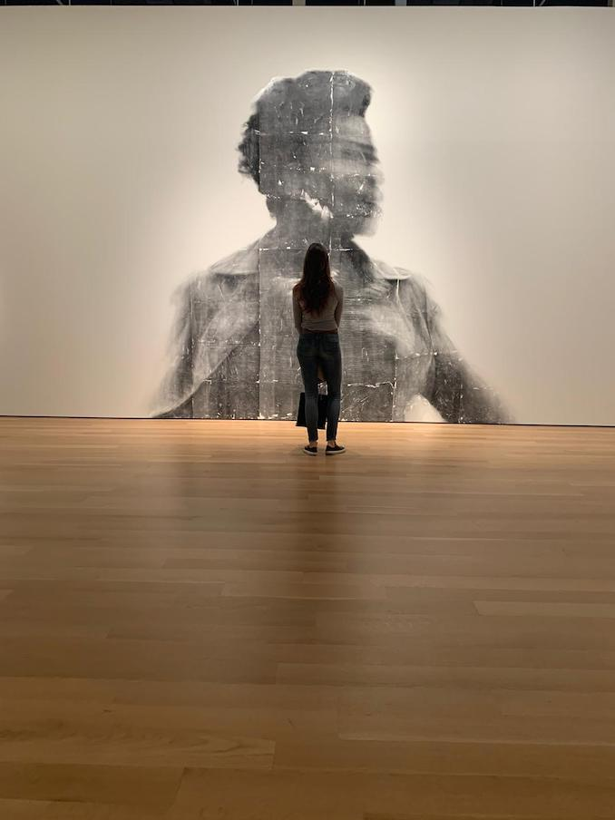 Taking in some Art at the AGO