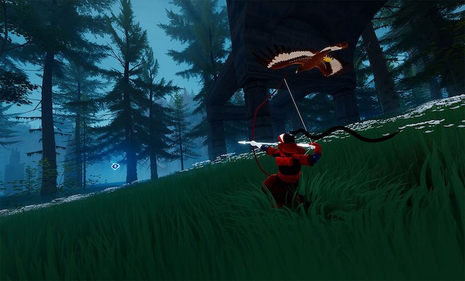 The Pathless (PS5) Review: Wander and the Colossuses