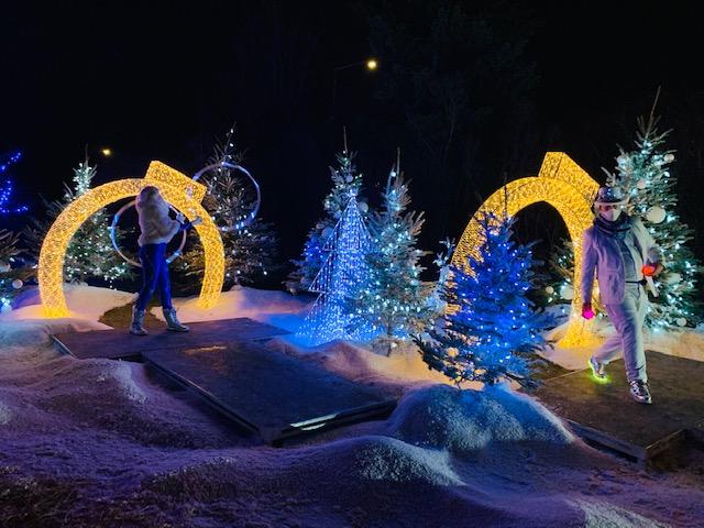 December in Toronto
