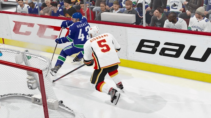 NHL '94 (PS4) Review: Instant Classic