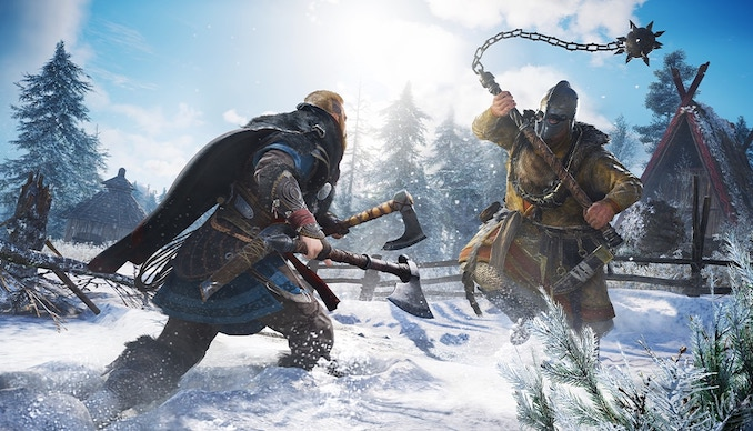 Assassin's Creed: Valhalla (PS5) Review: We Stand Asgard For Thee