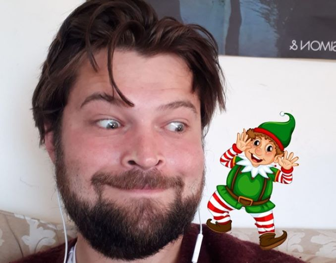 Joel Edmiston Elfing Around