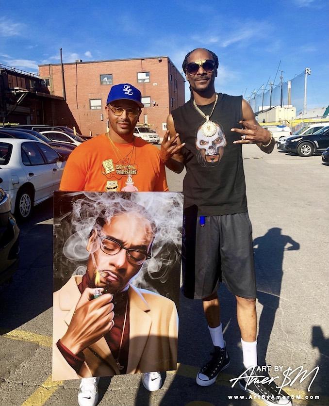 Snoop Dogg & Amer SM