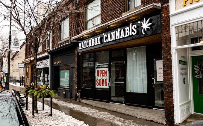 Matchbox Cannabis