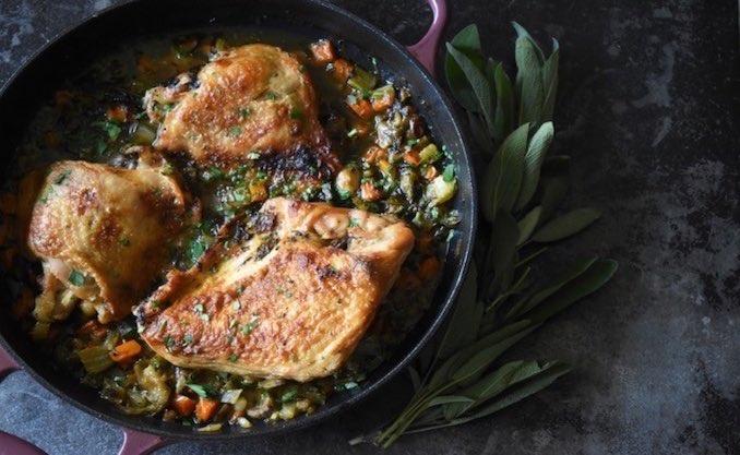Andrea Buckett Turkey recipe