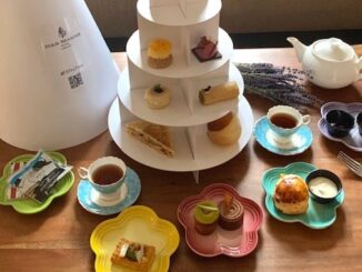 Four Seasons Hotel's Afternoon Tea can now be enjoyed at home