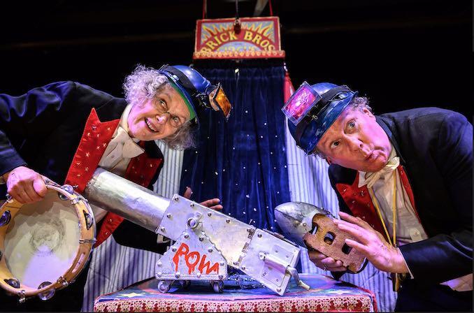 puppet mongers