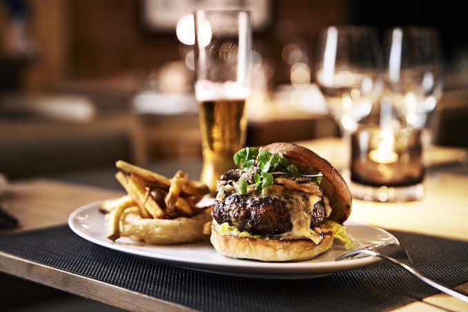 The Bymark Burger Recipe by Chef Mark McEwan