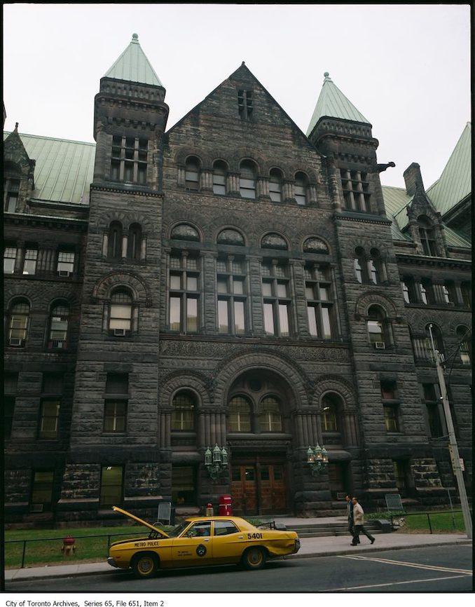 1969 - Old City Hall