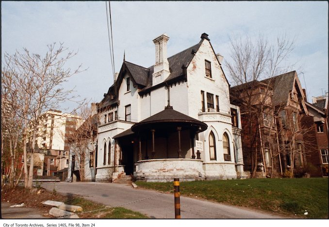 1980 - Victorian house in Parkdale