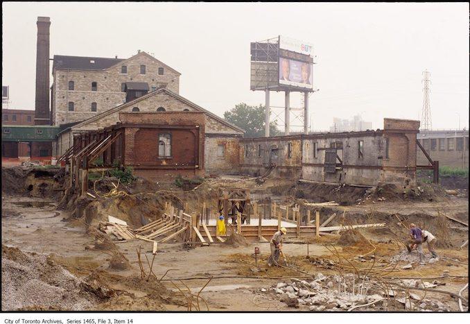1990 - Distillery District