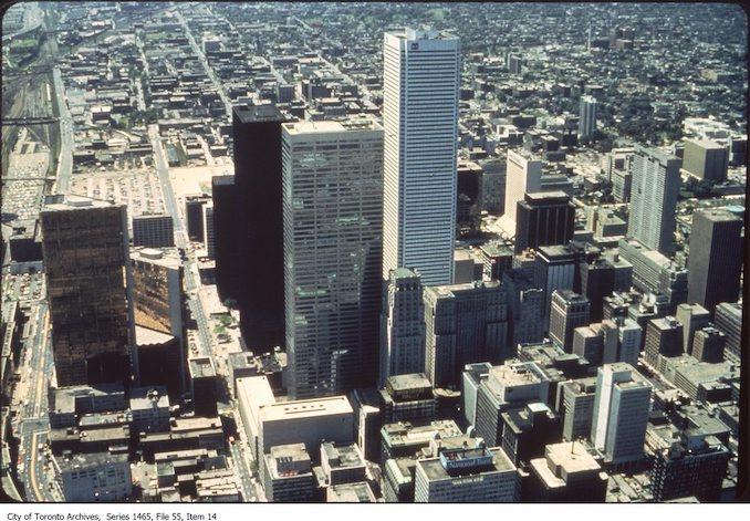 1990 - Financial district