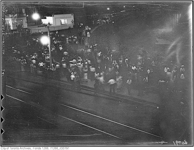 The Christie Pitts Riot, 1933 - Riots and Protests