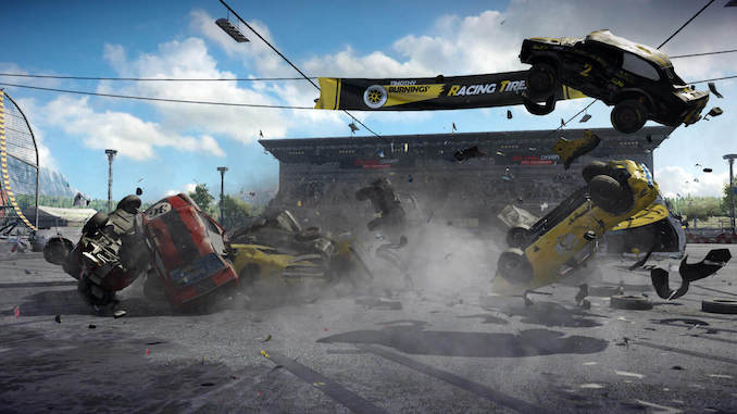 Wreckfest (PS5) Review: Flat Out on the Sofa