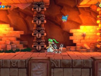 Wonder Boy: Asha in Monster World (Switch) Review: 1994 Called