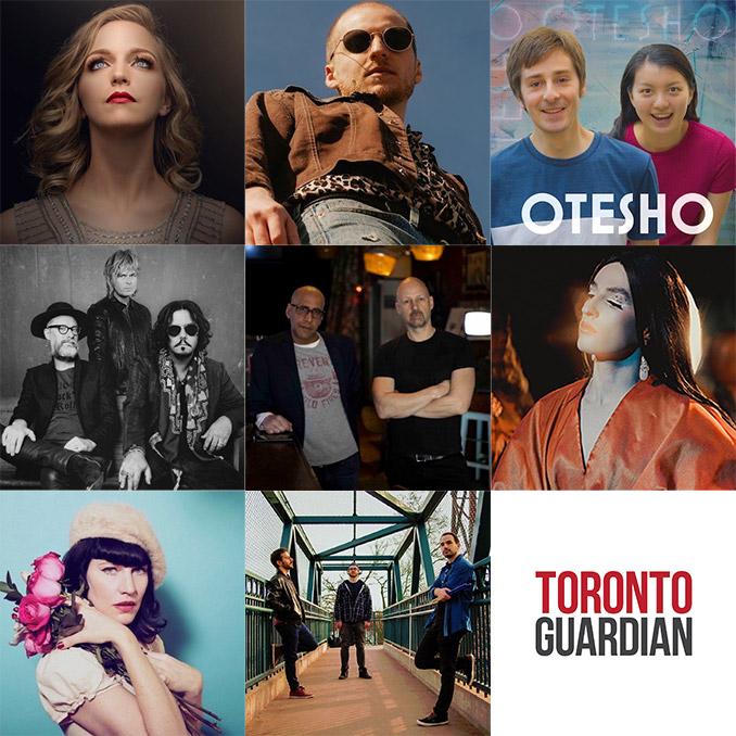 Toronto Guardian Monthly Spotify Playlist – June, 2021