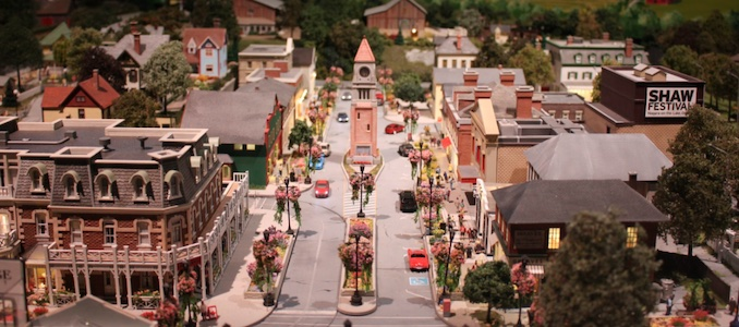 Little Canada Brings Big Fun and Miniature Cities to Dundas Square