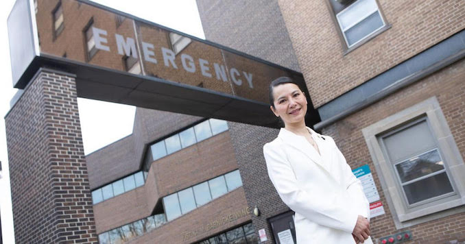 From the Front Lines - Dr. Cheng chats medical care in the COVID era