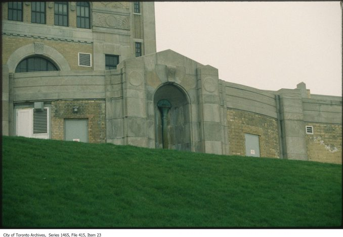 1980 - R.C. Harris Water Filtration Plant