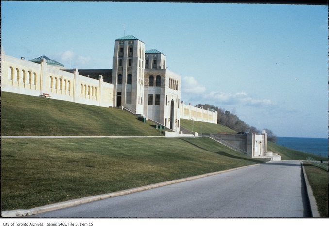 1985 - RC Harris Water Filtration Plant