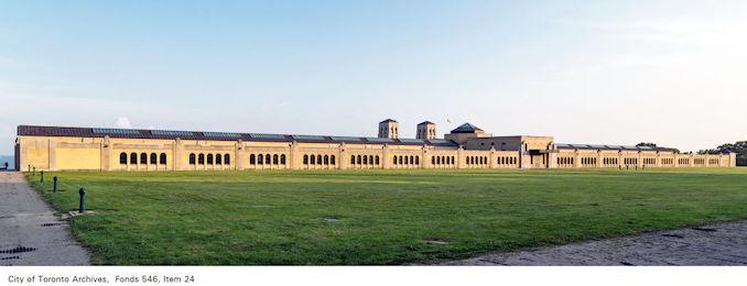 2015 - R.C. Harris Water Treatment Plant North Facade