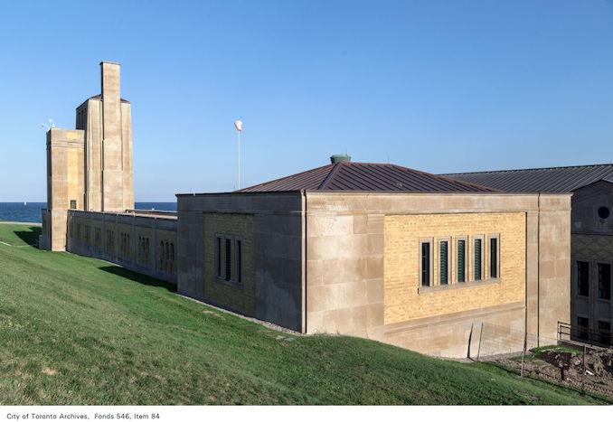 2016 - R.C. Harris Water Treatment Plant Service Building