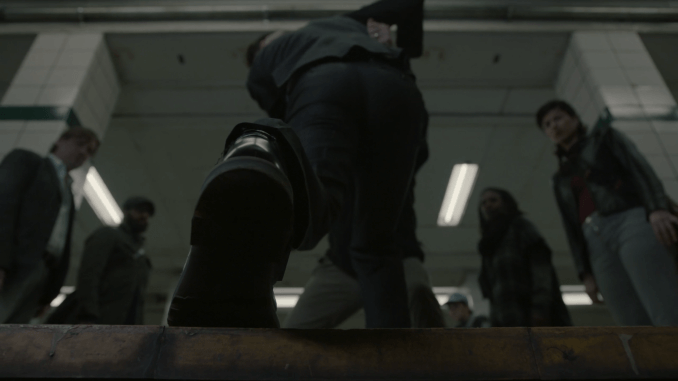 By Foot (Platform Movie)