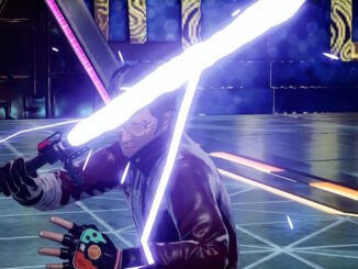 No More Heroes III (Switch) Review: Boisonberry!