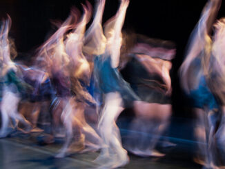 Baryshnikov's Looking for the Dance Opens in Toronto