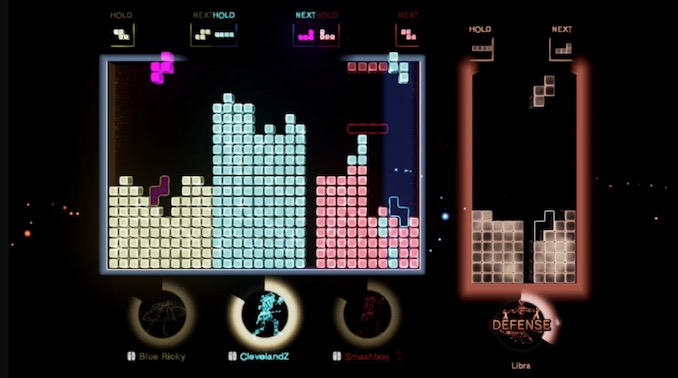 Tetris Effect: Connected (Switch) Review: Tripping, Nintendo-Style